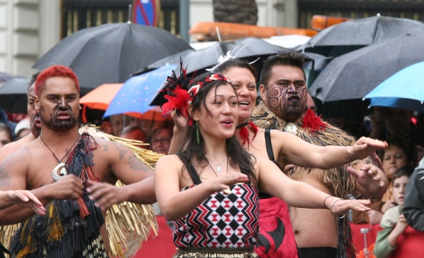 Maoris by deVos on Flickr