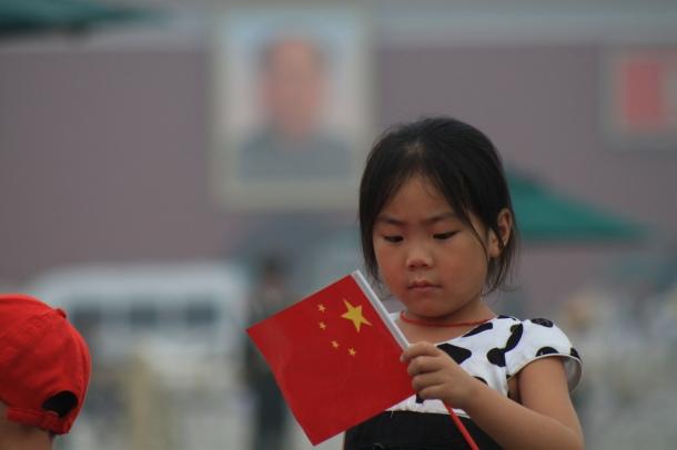 妞 litlle china girl by Samuel Huron on Flickr